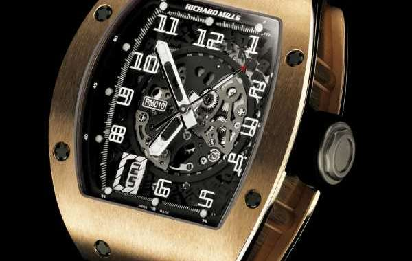 Richard Mille RM 11-03 McLaren Replica watch