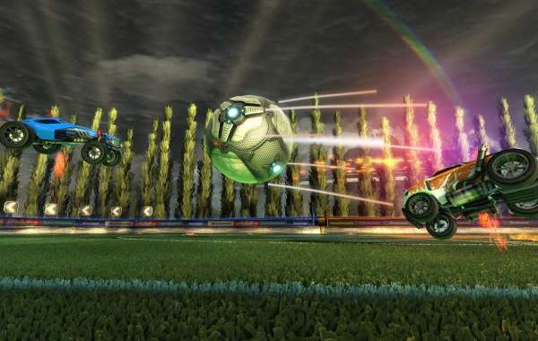 Rocket League will abide to collect a amateur buying